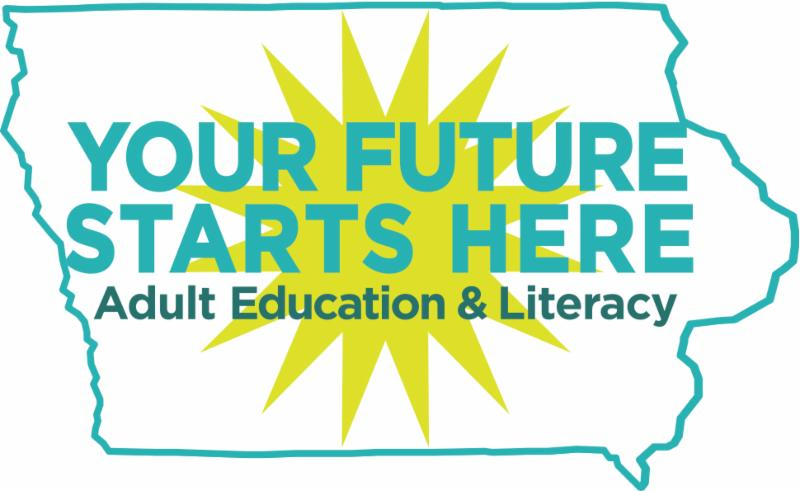 Adult Education and Literacy logo