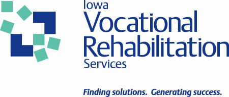 Iowa Vocational Rehabilitation Services logo
