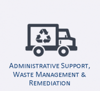 Administrative Support, Waste Management & Remediation Industry