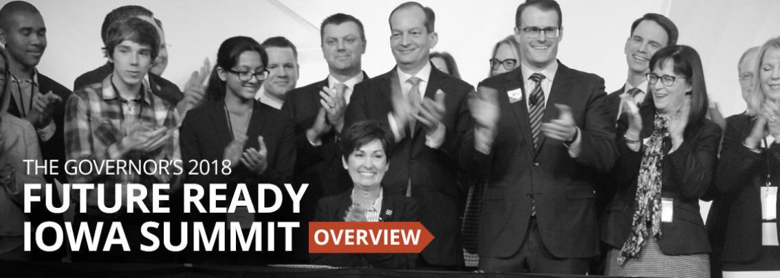 Future Ready Iowa Summit Overview Slider Image